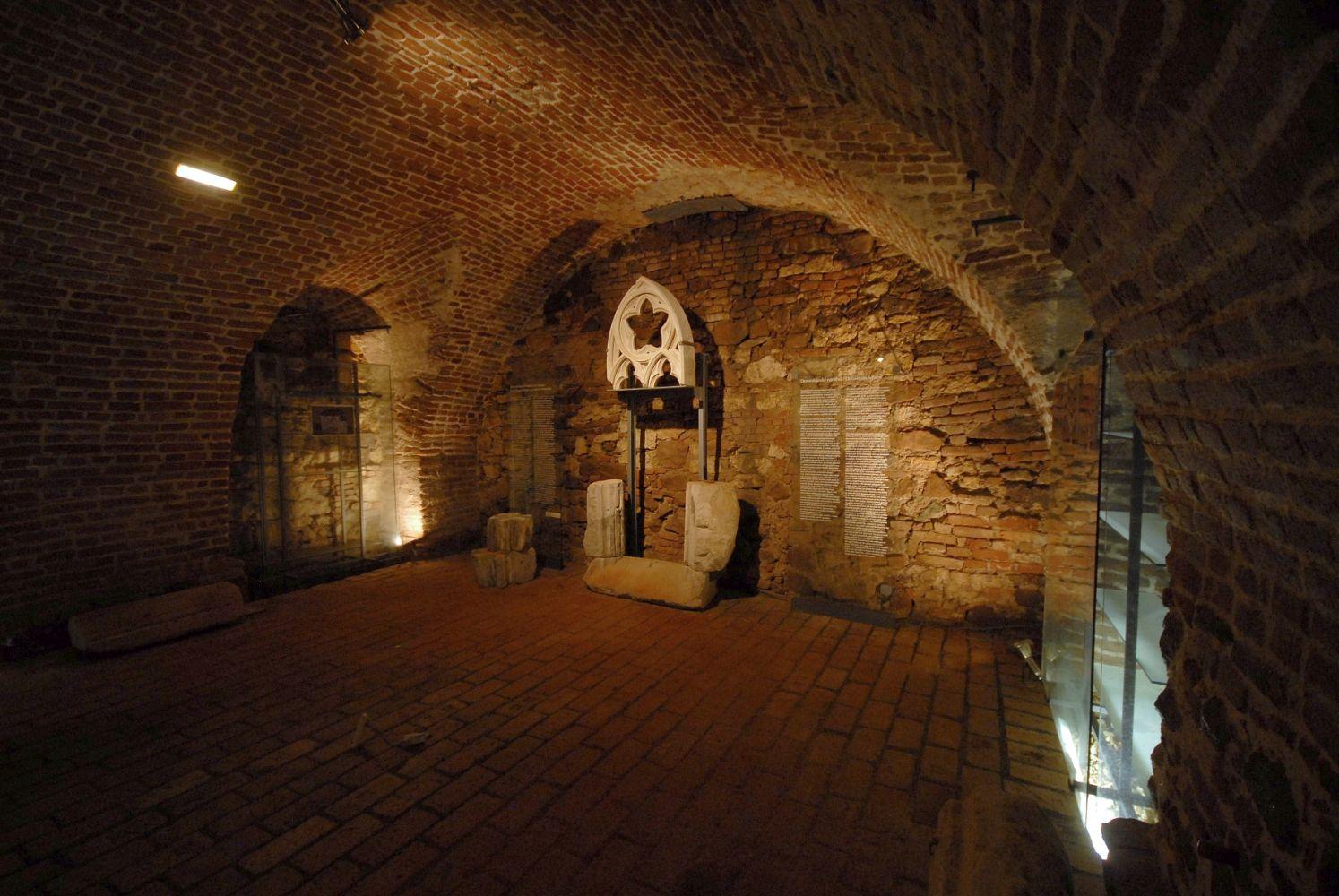 Brno Underground: Mintmaster's Cellar (Mincmistrovský sklep)