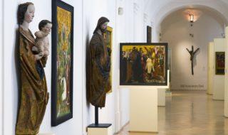 Moravská galerie v Brně – Místodržitelský palác