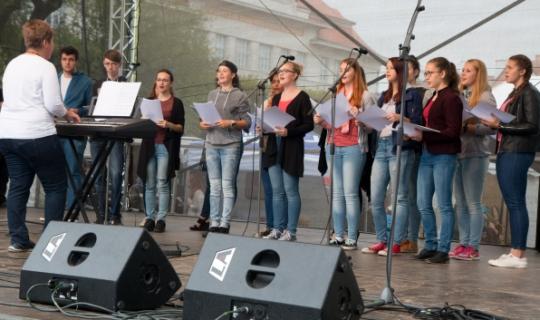 Brněnské Vánoce, Pěvecký sbor Slovanské náměstí