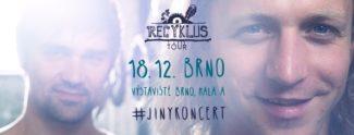 Tomáš Klus - BRNO - #jinykoncert RecyKlus Tour