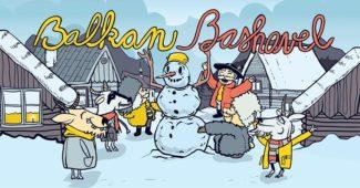 balkann-beshavell, party, fléda
