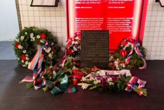 Pietní akt - připomínka obětí genocidy Romů v období druhé světové války