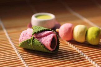 Japonské sladkosti