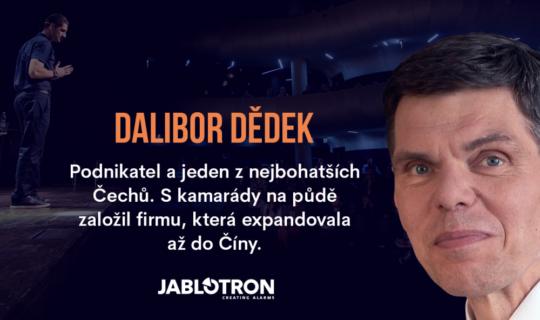 Konference Glorious - Dalibor Dědek