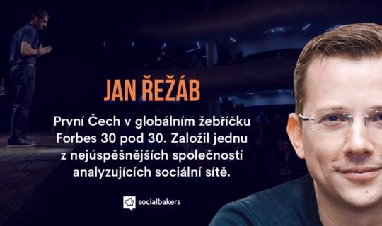Konference Glorious - Jan Řežáb