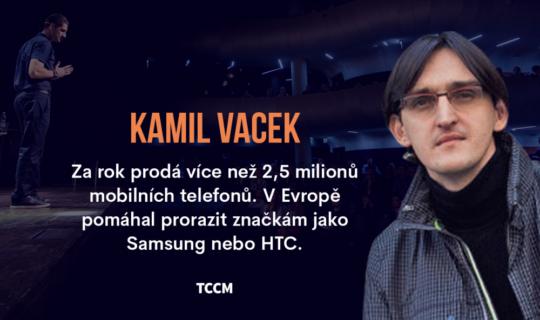 Konference Glorious - Kamil Vacek