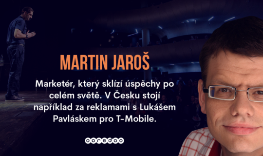 Konference Glorious - Martin Jaroš