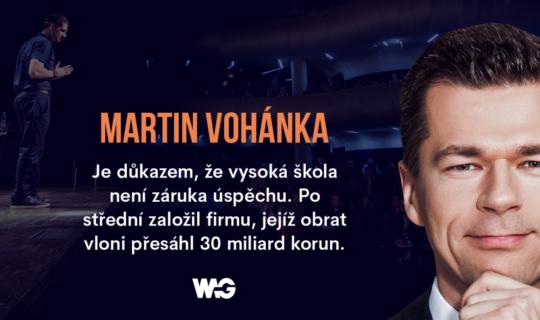Konference Glorious - Martin Vohánka