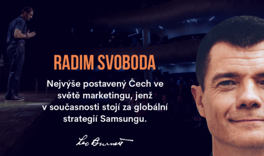 Konference Glorious - Radim Svoboda