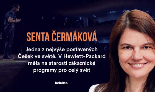 Konference Glorious - Senta Čermáková