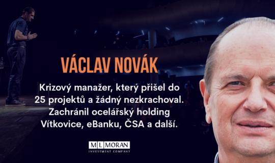 Konference Glorious - Václav Novák