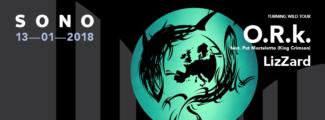 ORk feat Pat Mastelotto (King Crimson) & LizZard