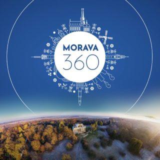 Morava 360 – Můj neuvěřitelný kraj v digitáriu