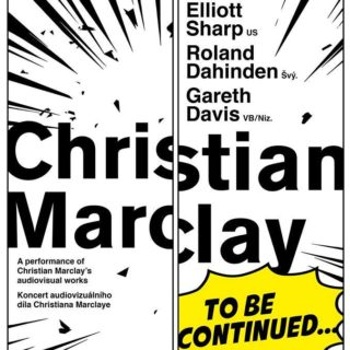 Christian Marclay: To Be Continued...