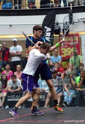 Extraliga mužů a žen ve squashi
