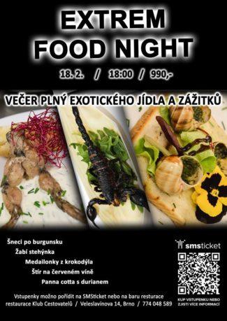 Extrem Food night
