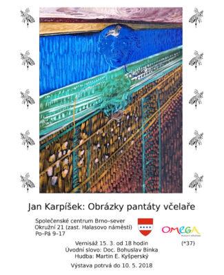 Jan Karpíšek - Obrázky pantáty včelaře