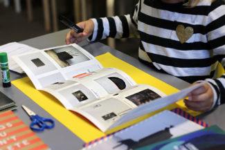 Otevřený ateliér pro děti ve věku 3-8 let