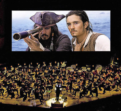 Pirates of the Caribbean - In Concert Live to Film