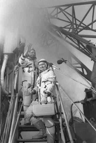 Rojení kosmonautů