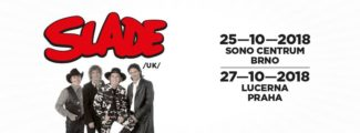 Slade - koncert v Brně
