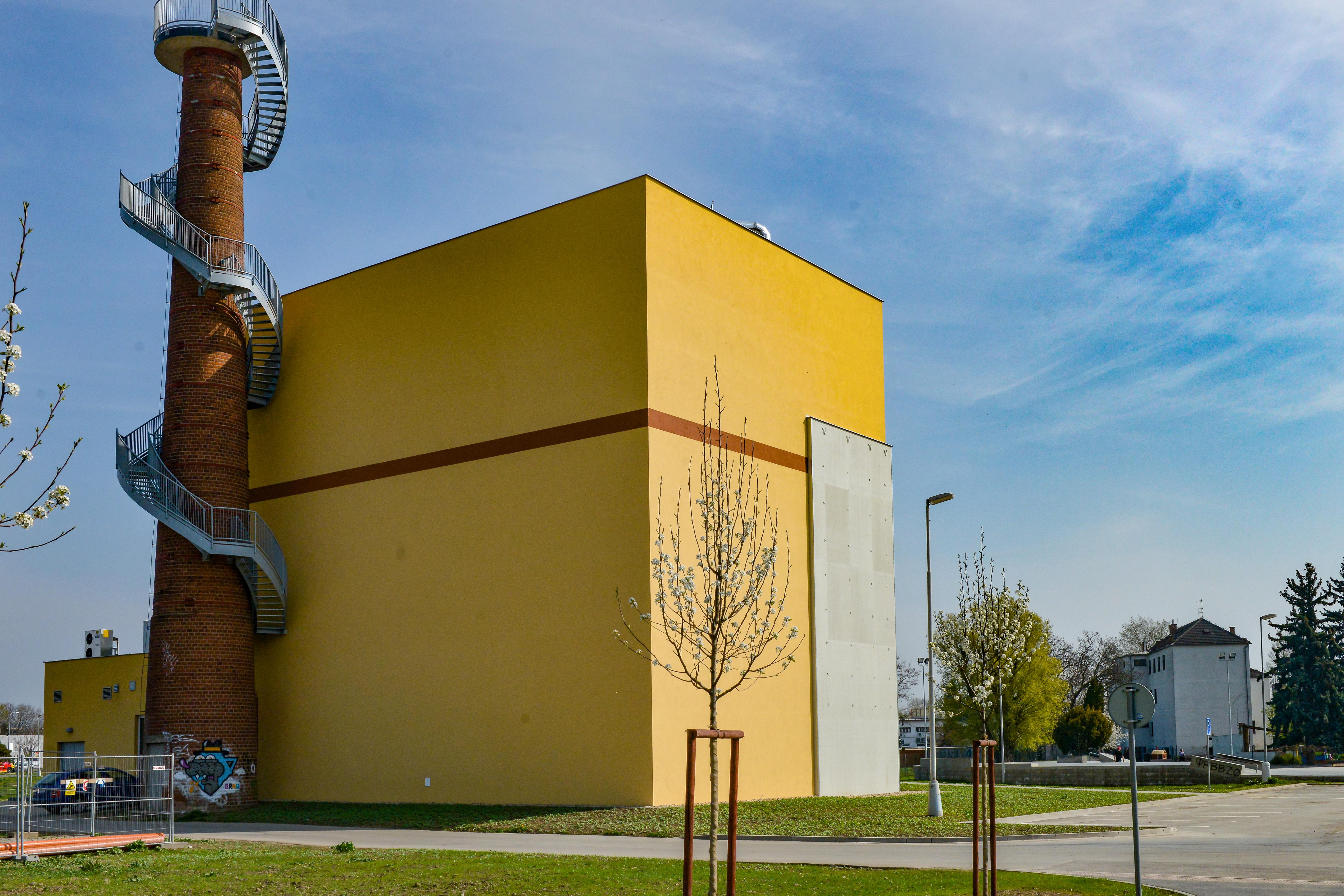 Sportovní areál Brno jih v Brně