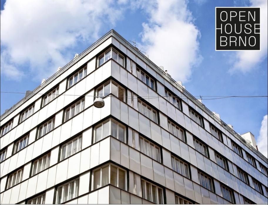 Open House Brno - Alfa pasáž