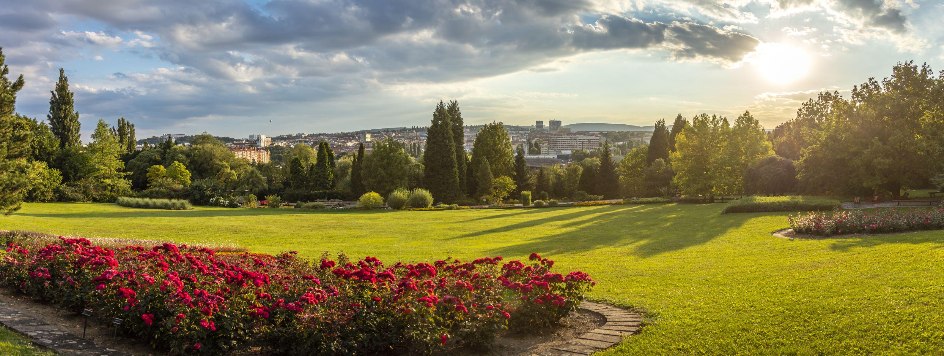 Botanical Garden and Arboretum of Mendel University