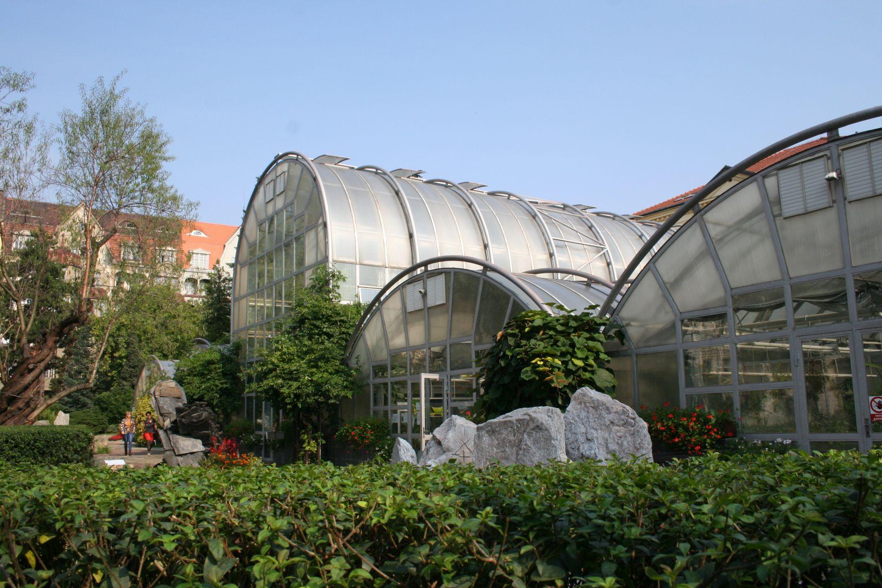 Botanischer Garten der Naturwissenschaftlichen Fakultät der MU