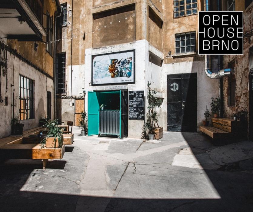Open House Brno - The Distillery - Social Reactor