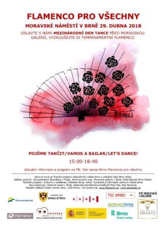 Flamenco pro všechny – Mezinárodní den tance