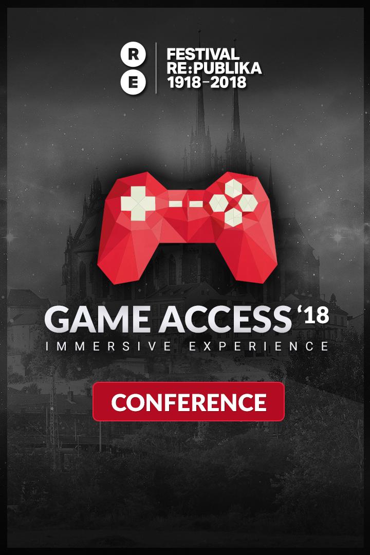 Game Accessibility Top Ten: Konference Herních Vývojářů