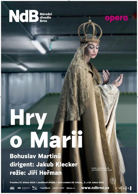 Hry o Marii