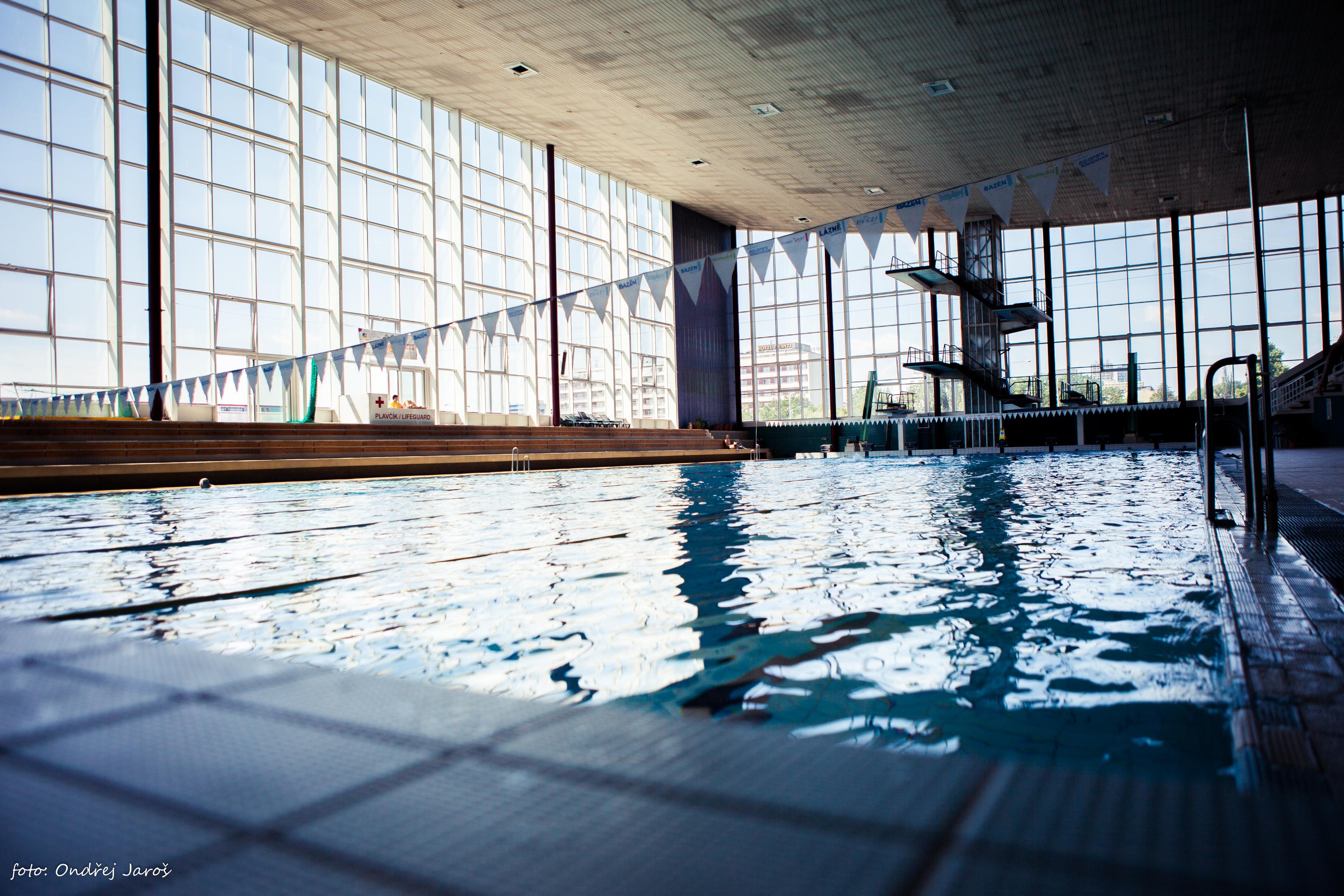 Städtisches Schwimmstadion Lužánky