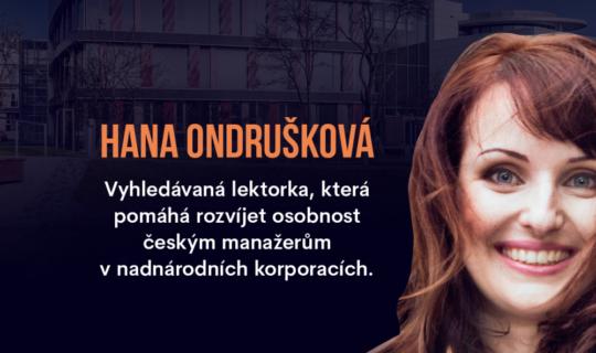 Konference Glorious 2018 - Workshopy - Hana Ondrušková