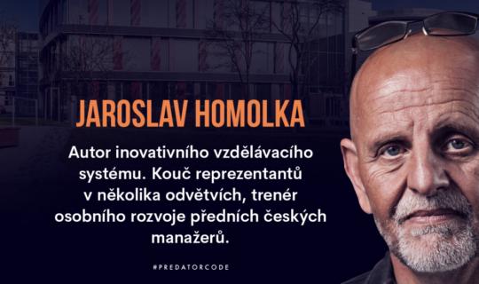 Konference Glorious 2018 - Workshopy - Jaroslav Homolka
