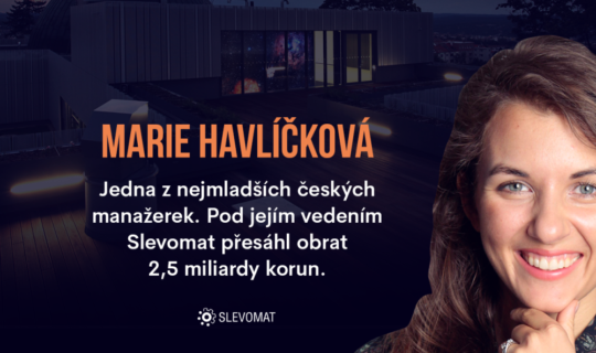 Konference New Age - Marie Havlíčková
