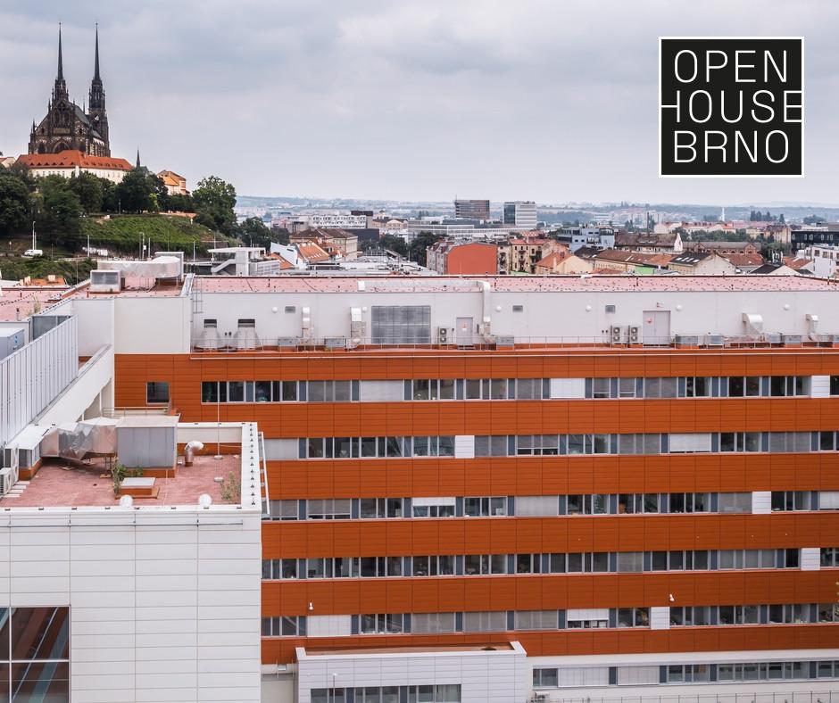 Open House Brno - Mezinárodní centrum klinického výzkumu