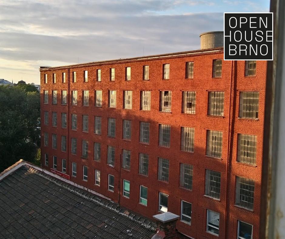 Open House Brno - Mosilana hub