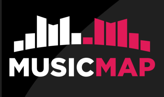 MusicMap - logo