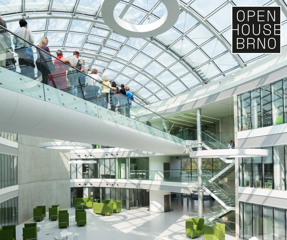 Open House Brno - CEITEC