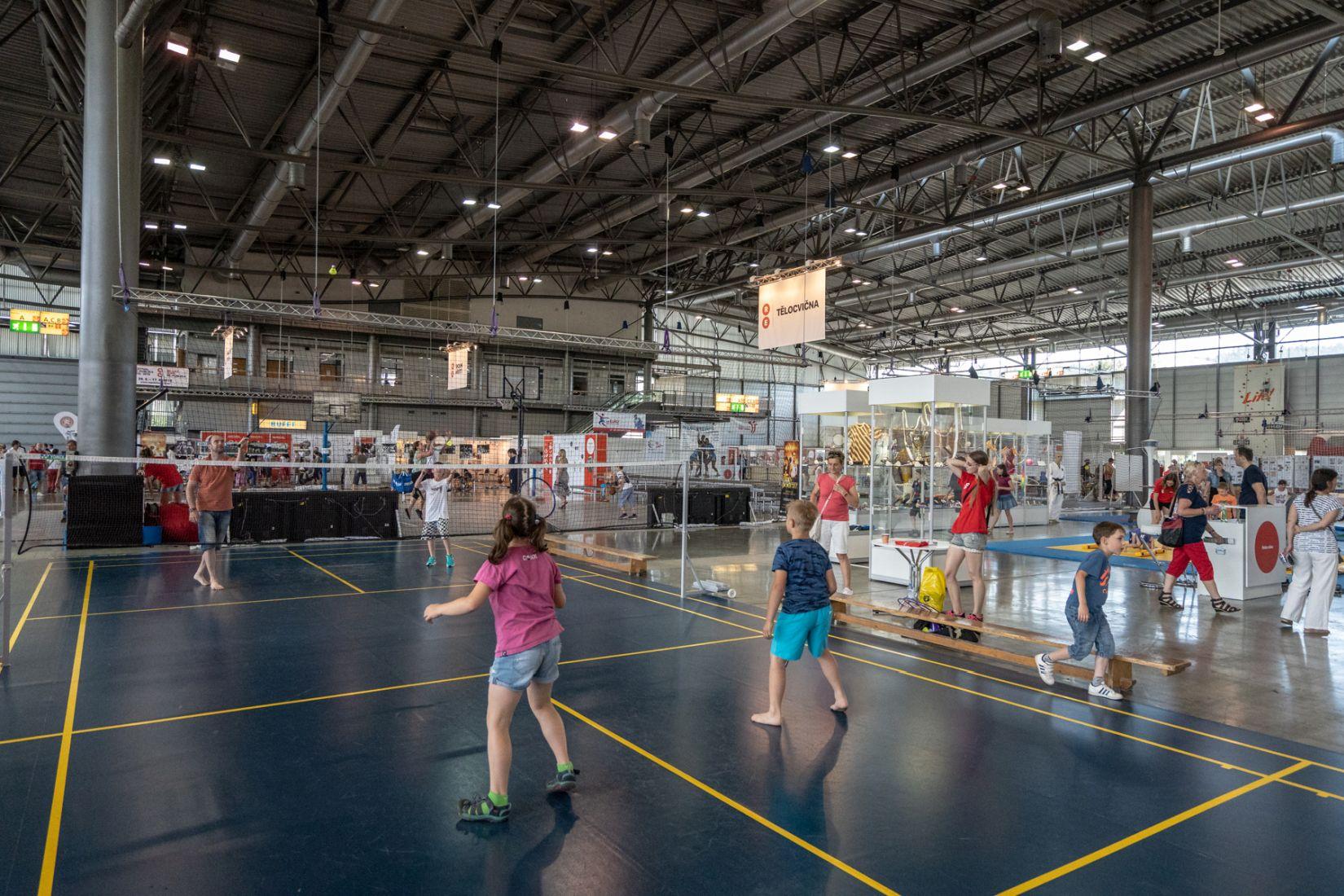 Re:lax zóna - sporty v minulosti a dnes