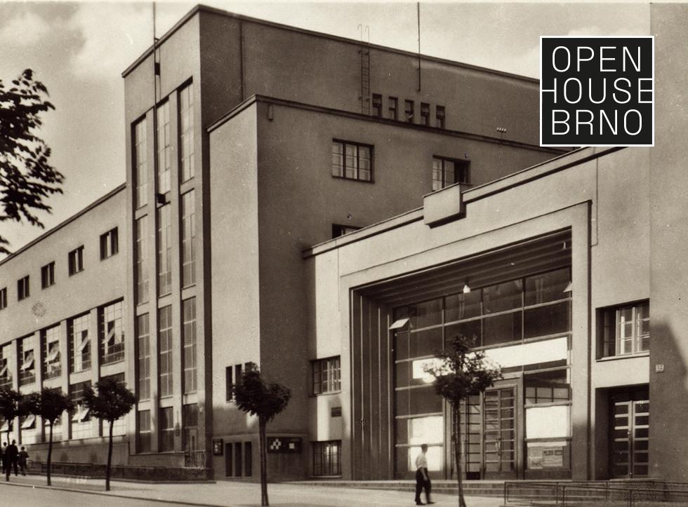 Open House Brno - Sokol Brno I