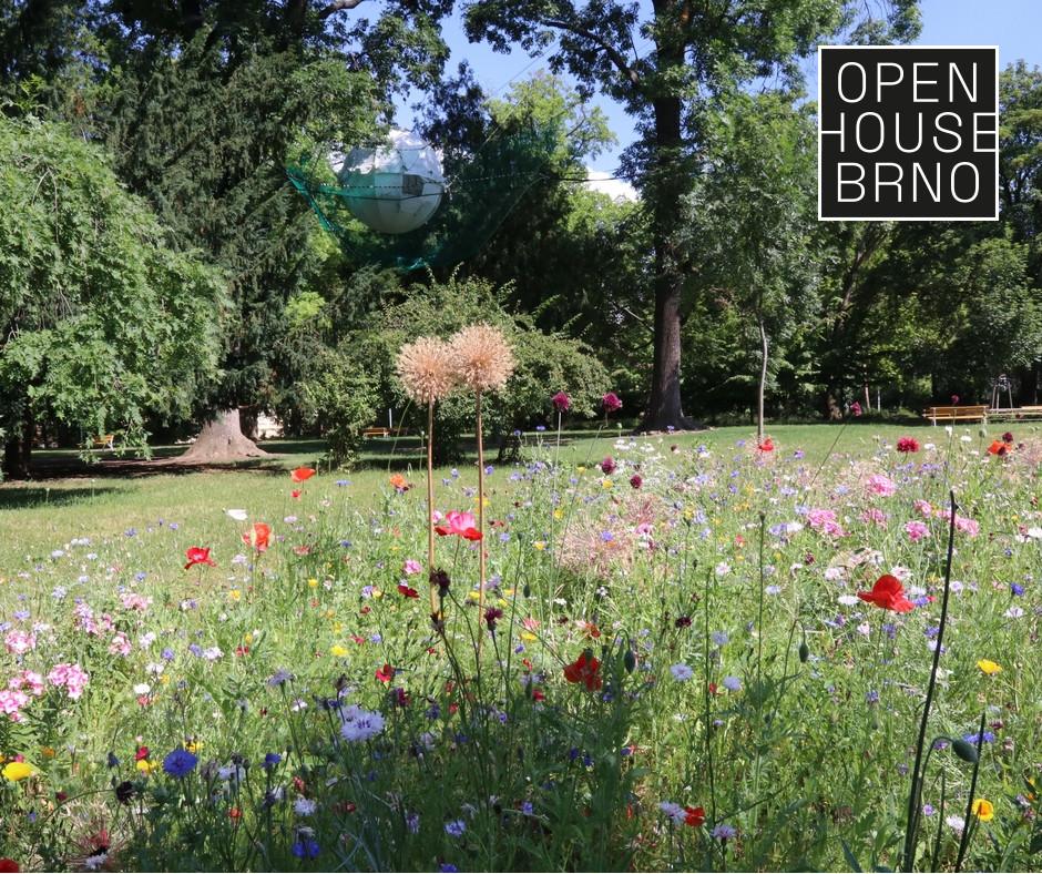 Open House Brno - Veřejná zeleň města Brna