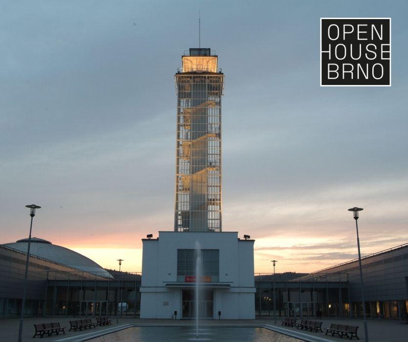 Open House Brno - BVV - Brněnské výstaviště