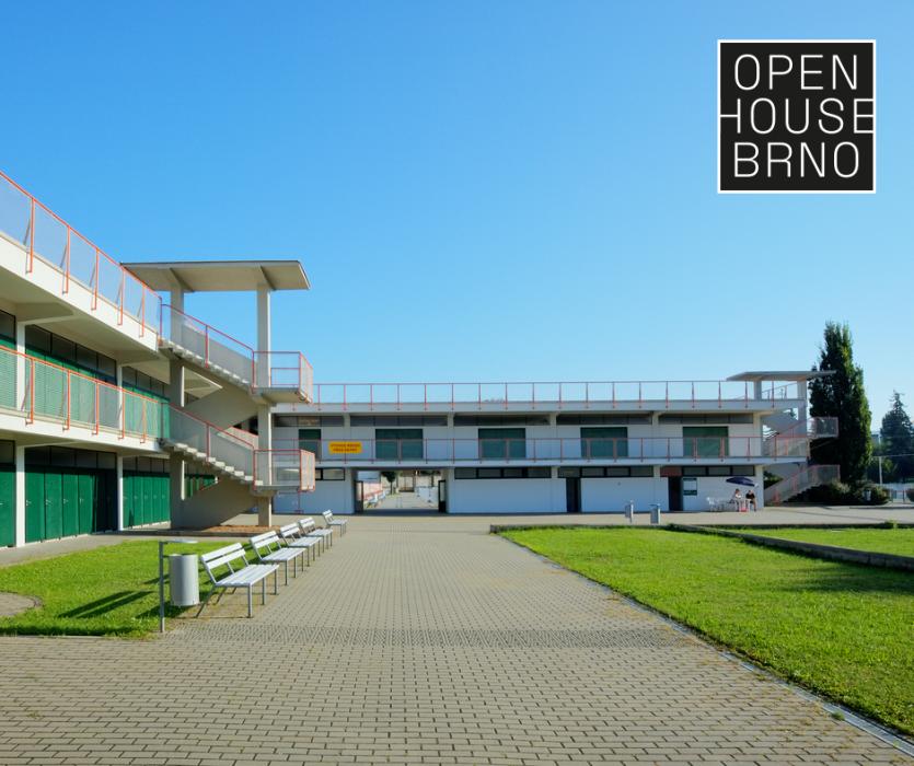 Open House Brno - Městské lázně – Zábrdovice