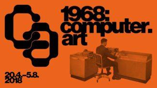 1968. Computer. art