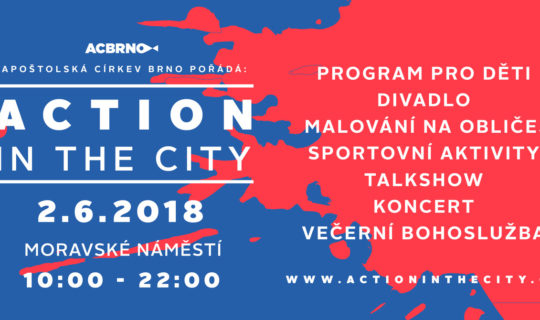 action in the city