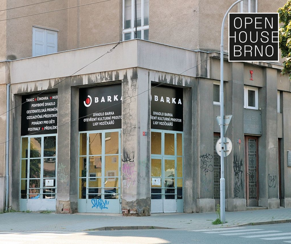 Open House Brno - The BARKA Theater