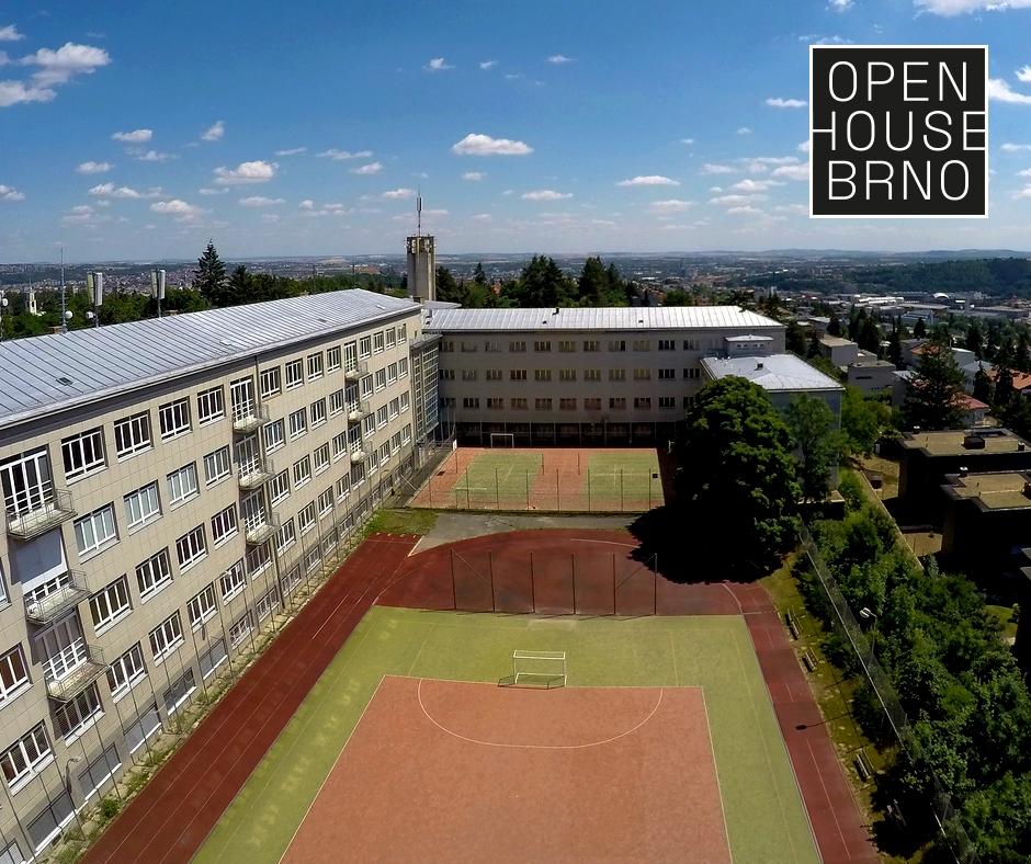 Open House Brno - Biskupské gymnázium Brno